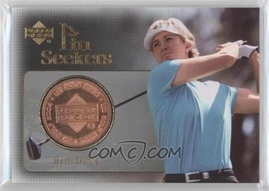 2004 Upper Deck Pin Seekers #PS9 - Beth Daniel