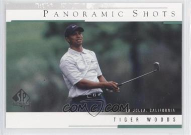 2005 SP Authentic - [Base] #36 - Tiger Woods