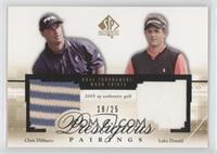 Chris DiMarco, Luke Donald /25