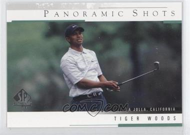 2005 SP Authentic #36 - Tiger Woods