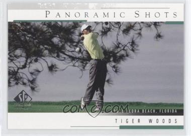 2005 SP Authentic #37 - Tiger Woods