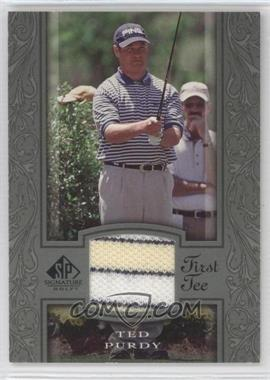 2005 SP Signature - [Base] #36 - Ted Purdy