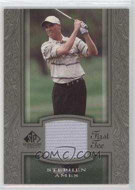 2005 SP Signature [???] #31 - Stephen Ames
