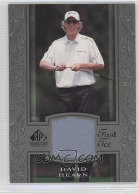 2005 SP Signature #37 - David Hearn