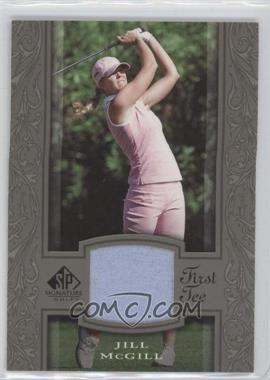 2005 SP Signature #40 - Jill McGill