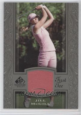 2005 SP Signature #40 - Jill McGill