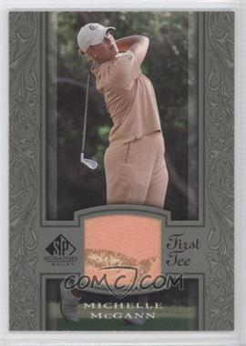 2005 SP Signature #41 - Michelle McGann