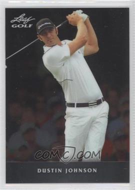 2012 Leaf Metal - [Base] #M-1 - Dustin Johnson