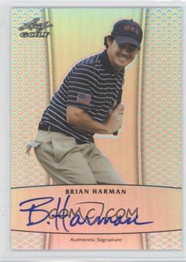 2012 Leaf Metal [???] #BA-2 - Brian Harman /99