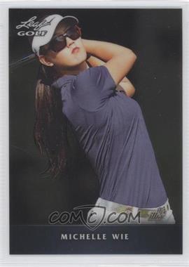 2012 Leaf Metal [???] #M-1 - Michelle Wie