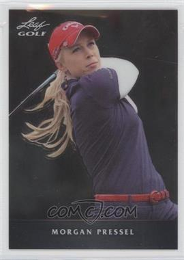 2012 Leaf Metal [???] #M-1 - Morgan Pressel