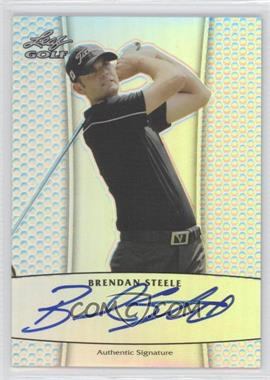 2012 Leaf Metal Autographs Prismatic #BA-BS2 - Brendan Steele /99