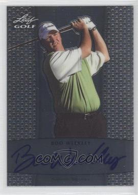 2012 Leaf Metal Autographs #BA-BW1 - Boo Weekley
