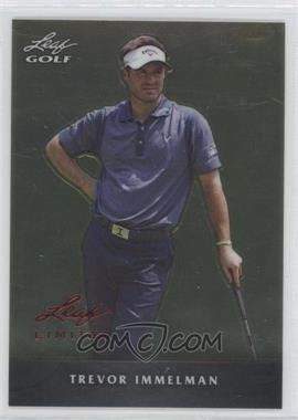 2012 Leaf Metal Limited #M-11 - Trevor Immelman