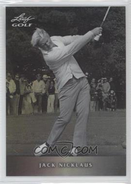 2012 Leaf Metal Prismatic #M-1 - Jack Nicklaus /99