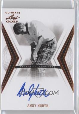 2012 Leaf Ultimate #BA-AN1 - Andy North