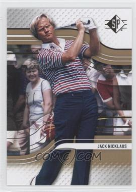 2012 SP Authentic - [Base] - Retail #2 - Jack Nicklaus