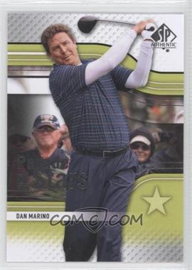 2012 SP Authentic - [Base] #76 - Dan Marino