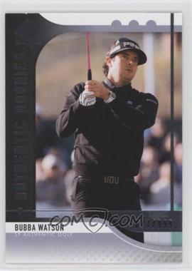 2012 SP Authentic - [Base] #81 - Bubba Watson /999