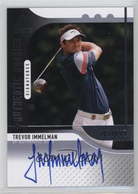 2012 SP Authentic - [Base] #96 - Trevor Immelman /699