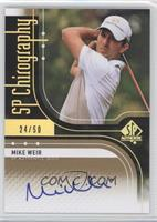 Mike Weir /50