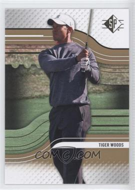 2012 SP Authentic Retail #1 - Tiger Woods