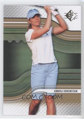 2012 SP Authentic Retail #4 - Annika Sorenstam