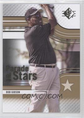 2012 SP Authentic Retail #69 - Bob Gibson