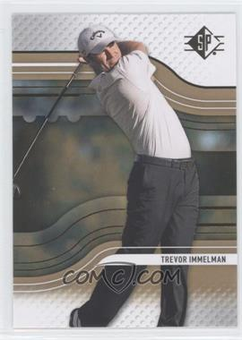 2012 SP Authentic Rookie Extended Series Retail #R13 - Trevor Immelman