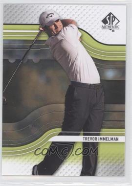 2012 SP Authentic Rookie Extended Series #R13 - Trevor Immelman