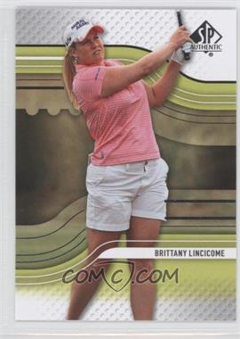 2012 SP Authentic Rookie Extended Series #R24 - Brittany Lincicome
