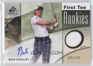 2012 SP Game Used Edition - [Base] #40 - Bud Cauley /399