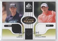 Tom Lewis, Scott Stallings