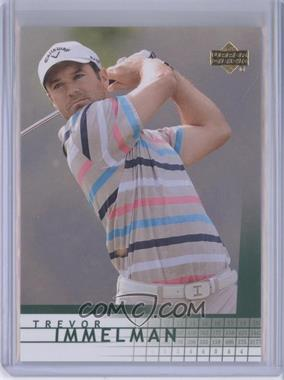 2012 SP Game Used Edition [???] #R21 - Trevor Immelman
