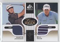 Dustin Johnson, Bill Haas /35