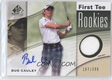 2012 SP Game Used Edition #40 - Bud Cauley /399