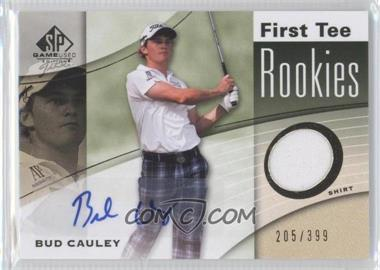 2012 SP Game Used Edition #40 - Bud Cauley /399
