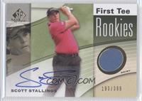 Scott Stallings /399