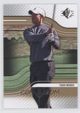 2012 Upper Deck SP [???] #1 - Tiger Woods