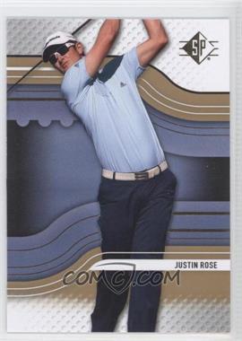 2012 Upper Deck SP [???] #31 - Justin Rose