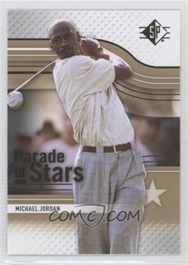 2012 Upper Deck SP [???] #61 - Michael Jordan