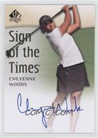 Cheyenne Woods