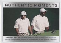 Michael Jordan, Tiger Woods