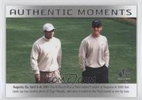 Tiger Woods, David Duval