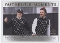 Graeme McDowell, Rory McIlroy