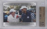 Rory McIlroy, Tiger Woods [BGS 9.5]