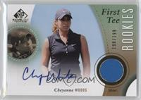 Cheyenne Woods /199
