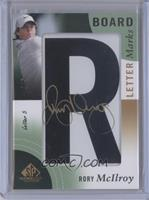 Rory McIlroy (Letter 5 - R) /5