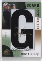 Tommy Gainey (Letter 1 - G) /20