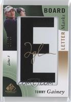 Tommy Gainey (Letter 5 - E) /20